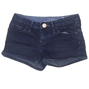 "🆕 Gap ""Shortie"" Jean Shorts - Girl's Size 14"